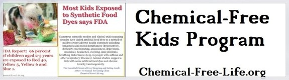 chemical-free kids program
