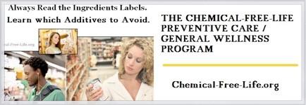 chemical-free life welness program