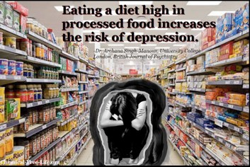 depression-food additives link