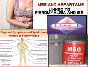 fibromyalgia-IBS-food additives