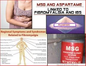 fibromyalgia-IBS-food additives