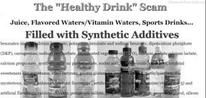 healthy drinks food additives