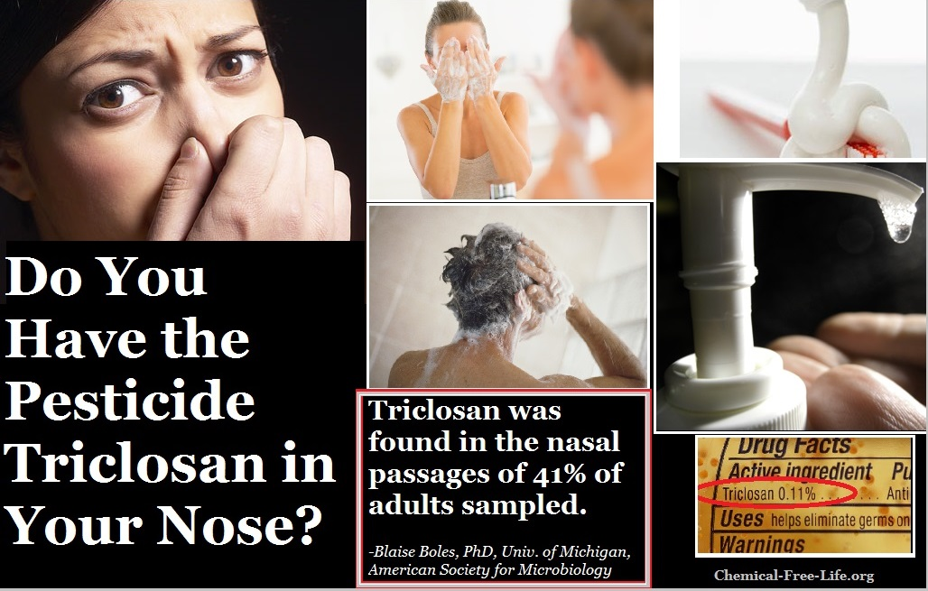 CFL Graphic-triclosan in nose