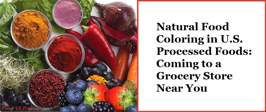 Synthetic Food Dyes: On the Way Out? – Chemical Free Life