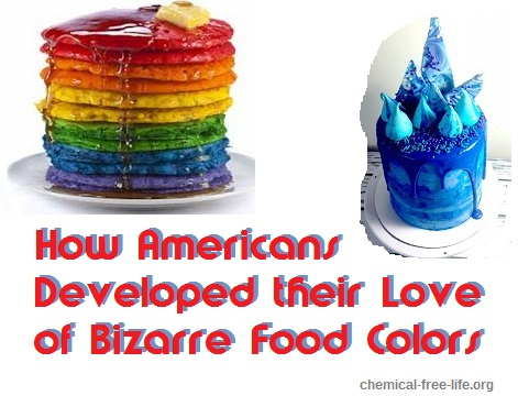 Bright Blue Cakes and Other Weird Food Colors Americans Love ...