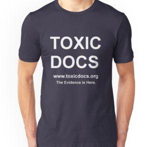 toxicdocs tshirt
