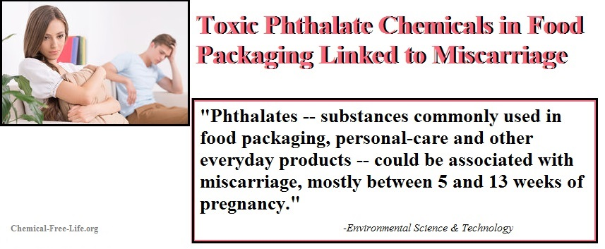 CFL Graphic-phthalates and miscarriage