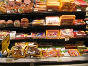 food chemicals-processed meat