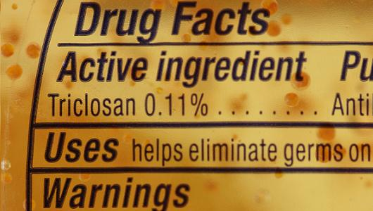 personal care chemicals-triclosan-label-chesapeakebay.net