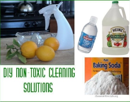 CFL Graphic-DIY Nontoxic Cleaning Solutions R