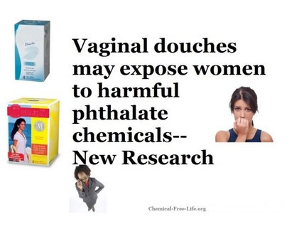 phthalate douche